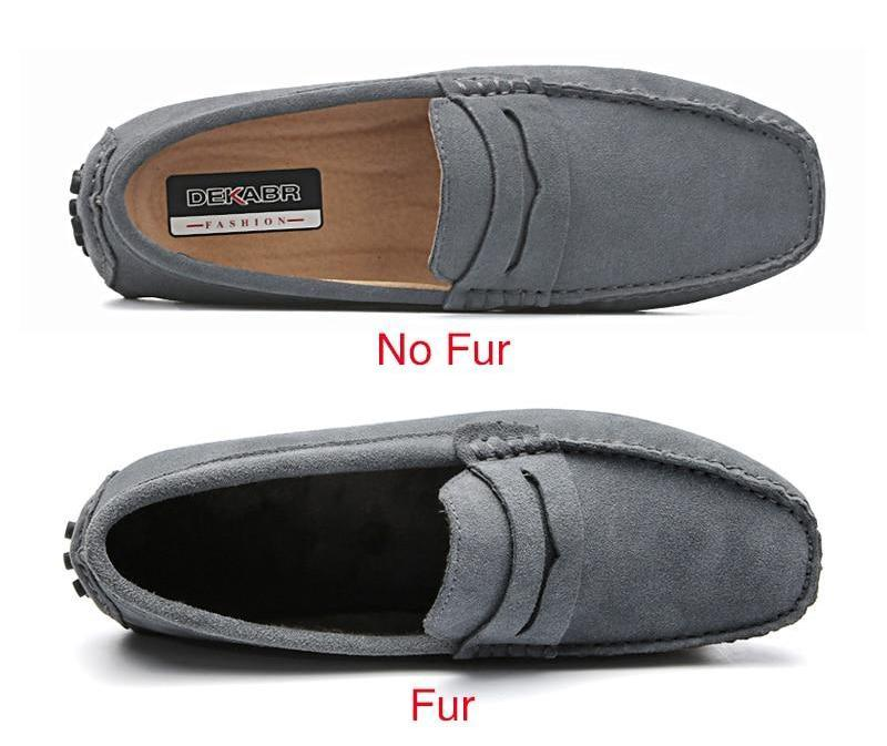 Soft Moccasins Loafers - My Lifestyle Stores