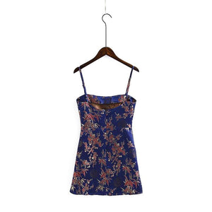 Shanghai Strapless Mini Dress - My Lifestyle Stores