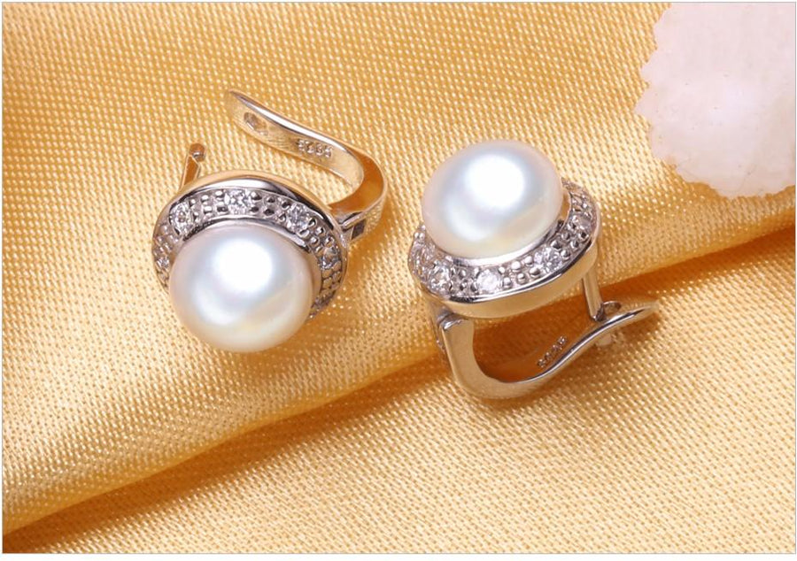 Natural Pearl Freshwater Earring - My Lifestyle Stores