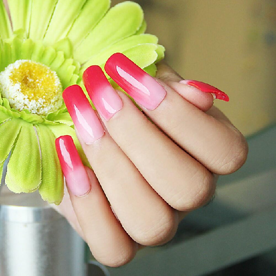 Temperature Change Gel Polish Choose Any 6 Color UV Gel Nails Free Shipping - My Lifestyle Stores
