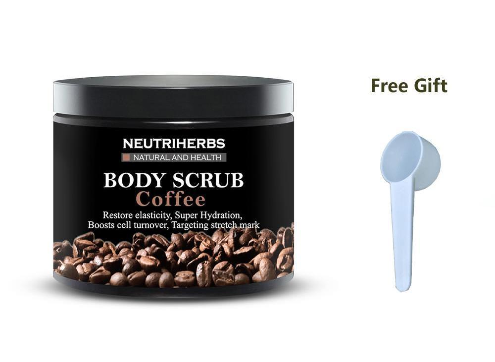 Neutriherbs Body Coffee Scrub - My Lifestyle Stores