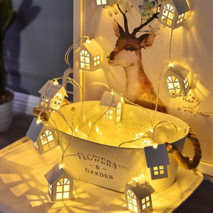 Christmas House LED Light String for Christmas Tree Decoration - My Lifestyle Stores