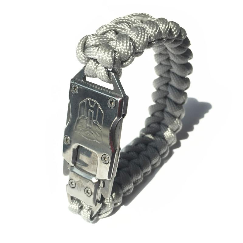 Multi Functional EDC Tactical 7 Core Paracord knots survivor band - My Lifestyle Stores