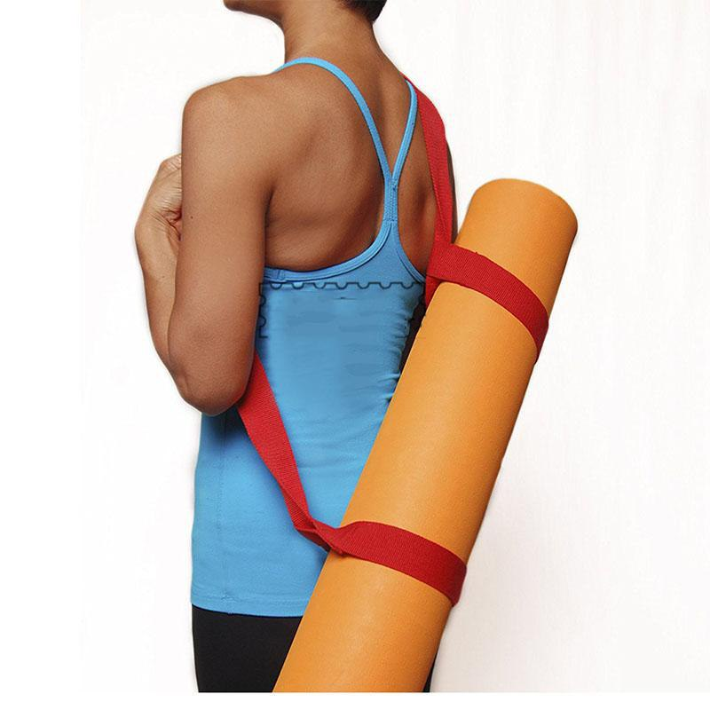 Yoga Mat with Shoulder Carry Strap - My Lifestyle Stores