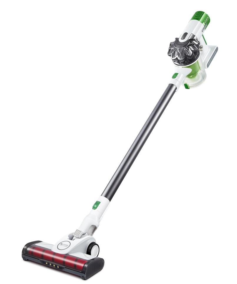 3 in 1 LED Light Cordless Vacuum Cleaner