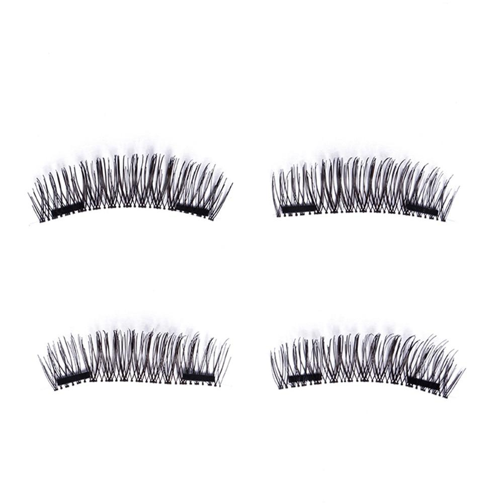 Magnetic eyelashes with 3 magnets 3D/6D - My Lifestyle Stores