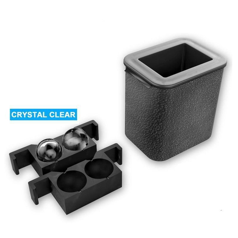 Crystal Ice Ball Maker - My Lifestyle Stores