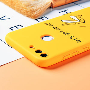 Funny and Cute Cartoon Cases for Huawei Honor 9 Lite, P20 Lite, P10 Lite, P9 Lite Hard Back Cover - My Lifestyle Stores