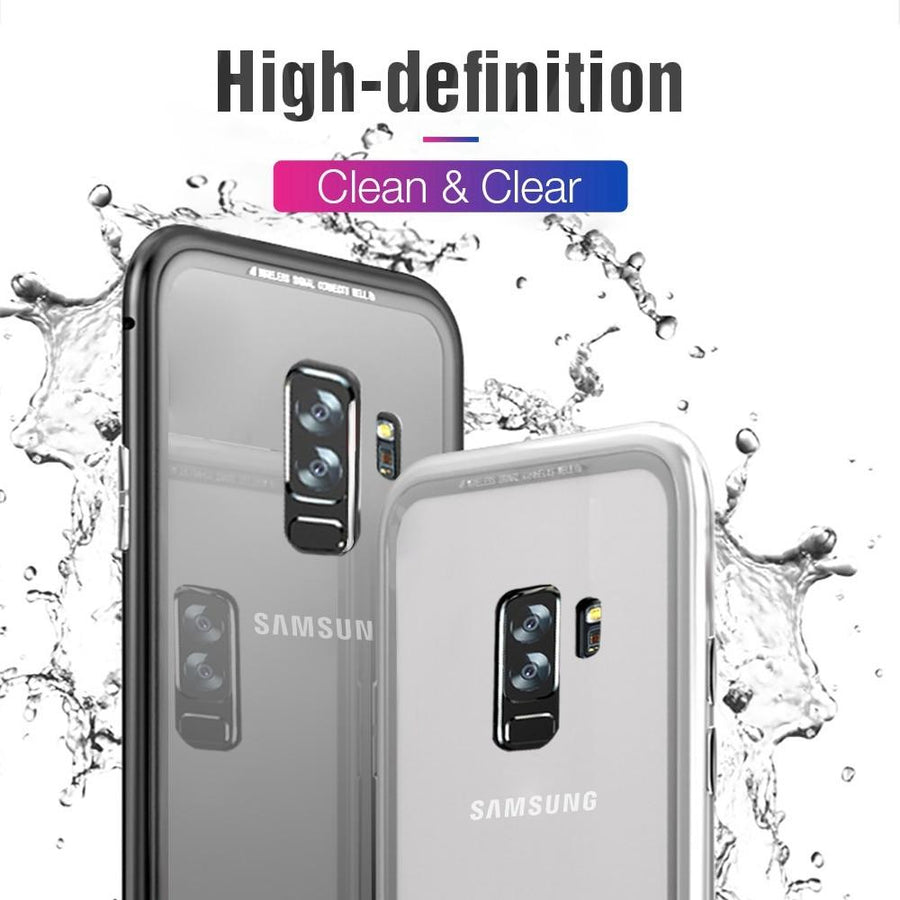 Magnetic Adsorption Case For Samsung & iPhone - My Lifestyle Stores