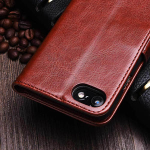 Wallet Case For iPhone 7, 7 Plus, 8 & 8 Plus - My Lifestyle Stores
