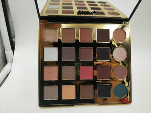 Tarte Pro 20 Color Clay shimmer and matte Eyeshadow Palette - Finishing Stock - My Lifestyle Stores
