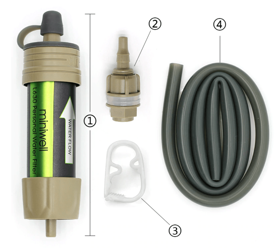 Survival Ultra™ Water Purifier