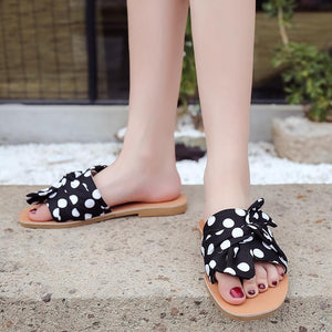Polka Dot Slides - My Lifestyle Stores