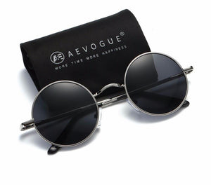 Small Round Alloy Frame Summer Style Sun Glasses - My Lifestyle Stores