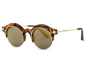 Newest Steampunk Copper Frame Original Brand Sun Glasses - My Lifestyle Stores