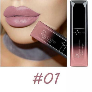 Waterproof Nude Matte Velvet Glossy Lip - My Lifestyle Stores