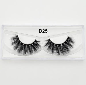 Visofree 3d silk eyelashes crisscross handmade false eyelashes - My Lifestyle Stores