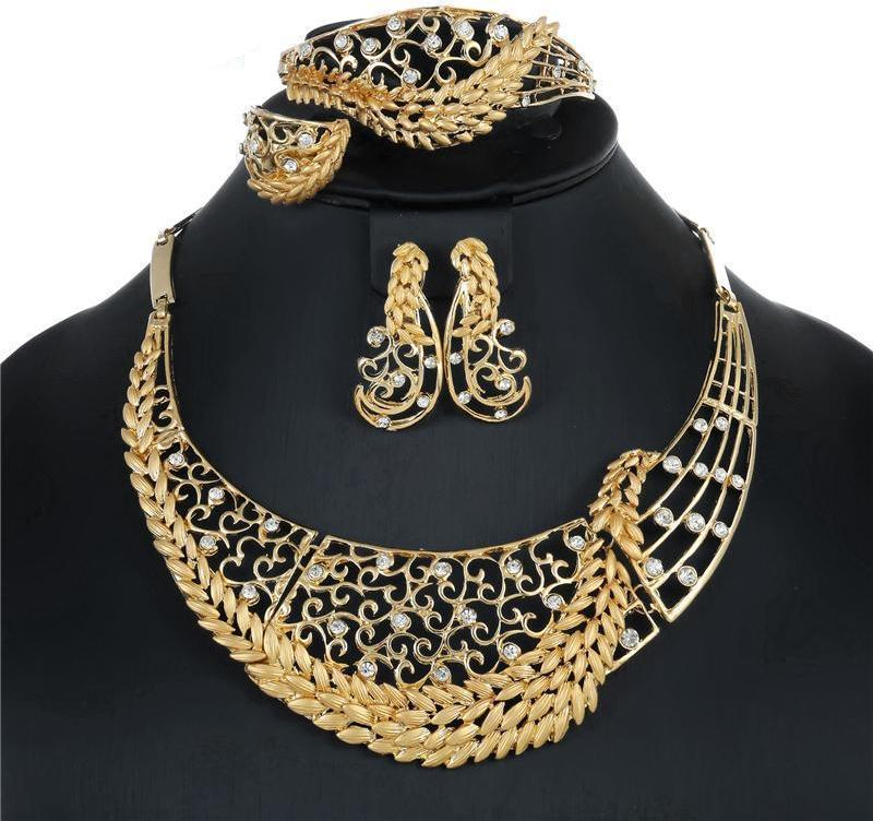 Nigerian Beads Jewelry Sets - My Lifestyle Stores