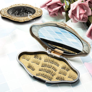 3D Magnetic Ultra Thin Reusable Eyelashes - My Lifestyle Stores