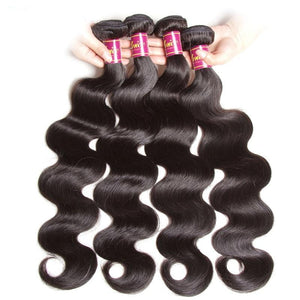 Brazilian Wave Hair -100% Human Hair Remy Hair Extension - 8-30inch - My Lifestyle Stores