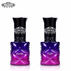 UV Gel Nail Polish Temperature Change Color 4 Pieces Long Lasting Nail Gel Polish - My Lifestyle Stores