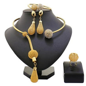African Beads Jewelry Set - My Lifestyle Stores