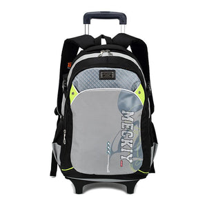 Children Trolley Backpack - School Bags Grils - My Lifestyle Stores
