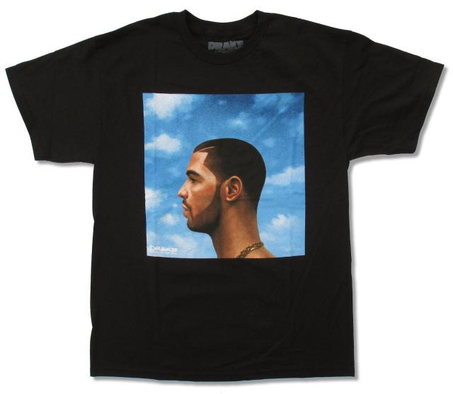 "DRAKE ""OLDER COVER"" BLACK T-SHIRT ""NOTHING WAS THE SAME Fashion"" - My Lifestyle Stores"