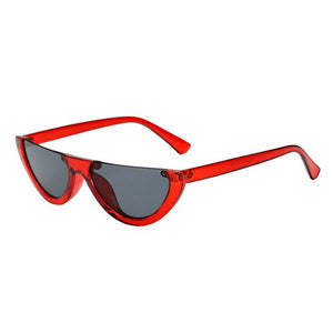 Cat Eyes Integrated UV Sunglasses - My Lifestyle Stores