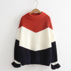 Coarse Knitted Pullovers - My Lifestyle Stores