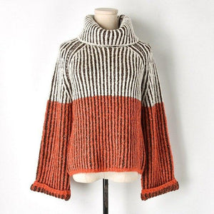 Turtleneck Mohair Pullover - My Lifestyle Stores