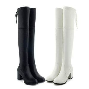 Stretch over the Knee Boots - My Lifestyle Stores