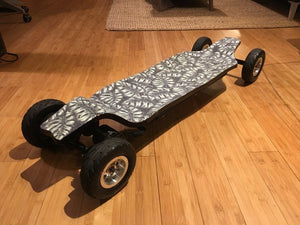 Send us pictures of your builds and we'll post them here! dave@psychotiller.com