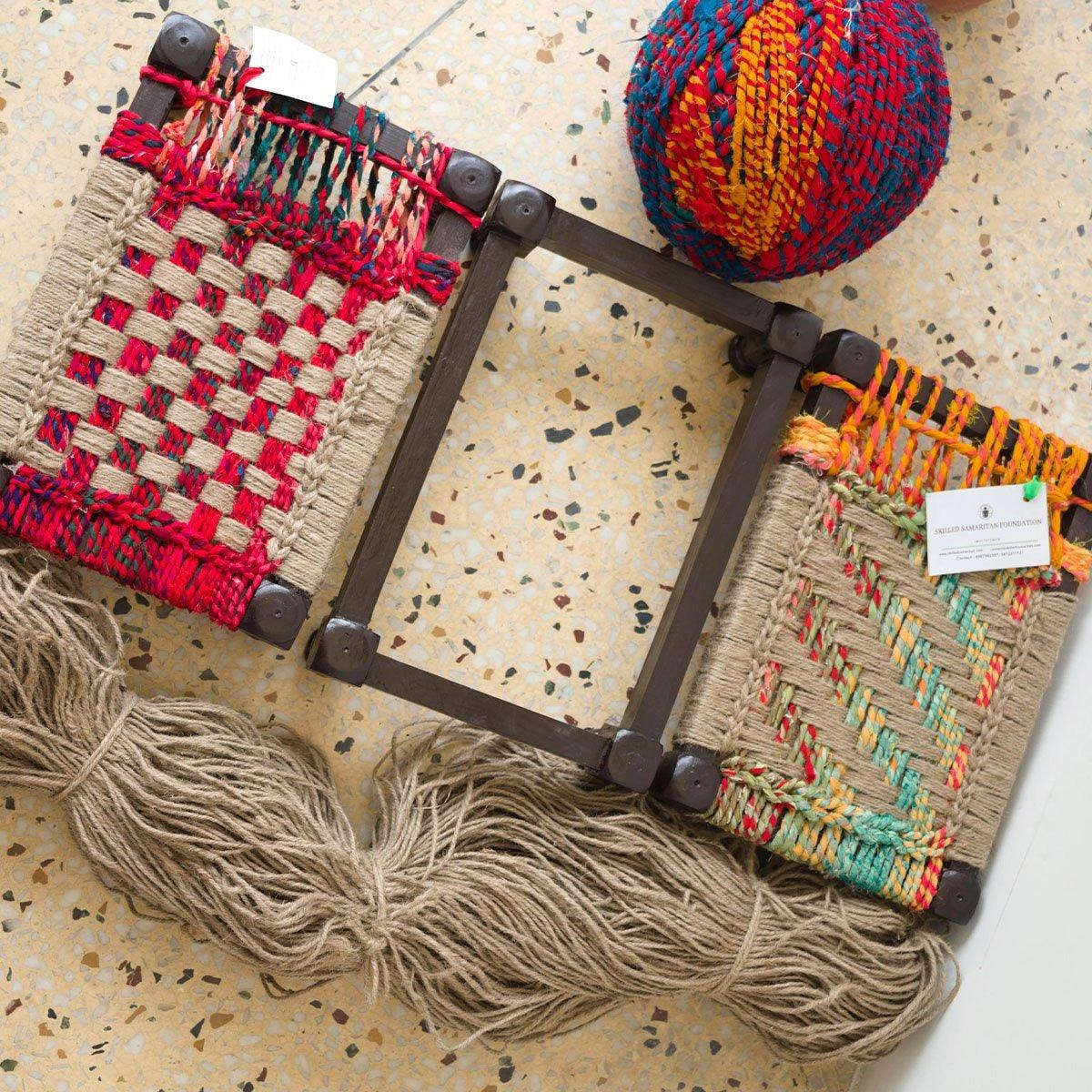Live Weaving Workshop: Mini Charpai