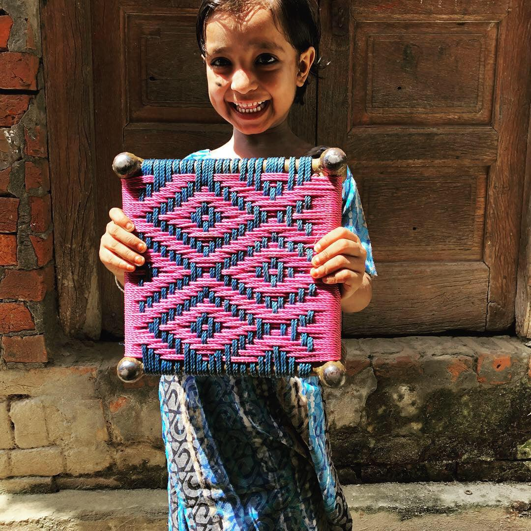 Support women artisans in India