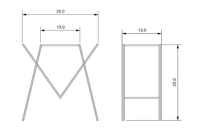 Multifunctional Tray Table