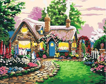 Load image into Gallery viewer, Amazing House & Garden Paint by Numbers