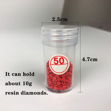 Load image into Gallery viewer, Diamonds Storage bottles