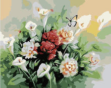 Load image into Gallery viewer, Fresh Bouquet Paint by Numbers