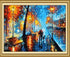 Night Stroll - Paint by Numbers Kit