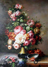 Load image into Gallery viewer, Still Life  Flowers Paint by Numbers