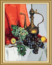 Load image into Gallery viewer, Still Life Fruits Paint by Numbers