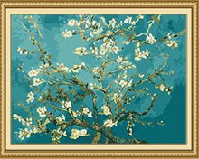 Load image into Gallery viewer, Van Gogh's Almond Blossoms Paint by Numbers