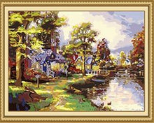 Load image into Gallery viewer, Wonderful House View Paint by Numbers