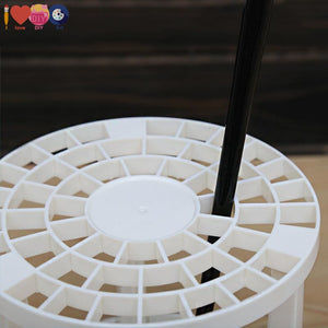 Paint Brush Holder - Can Hold 49 Pens/brushes