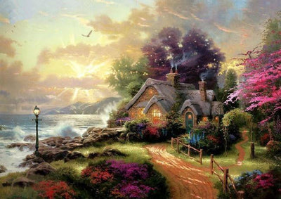 Scenery Painting by Number