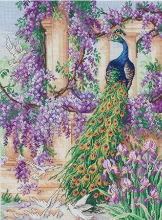 Beautiful Animal and Birds Painting - Paint by Numbers
