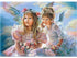 Angel Girls Paint by Numbers Painting - DIY