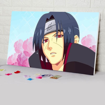 Different Naruto digital Japan Style cartoon Paintings Collection