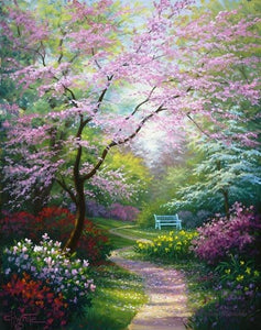 Wonderful Huts, Landscape and Flowers Paintings
